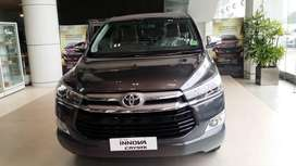Toyota INNOVA CRYSTA 2.4 VX MT 8S, 2019, Diesel