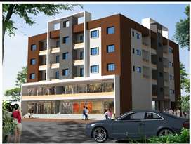 1BHK Flat with 527 sqft Salable Area for sale at Wagholi Awalwadi Road