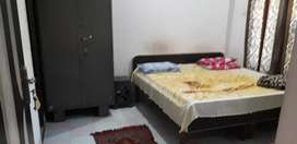 Fully furnished single room for mens with attached bathroom