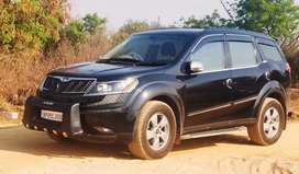 XUV 500 black beast with Royal number 7 in good condition