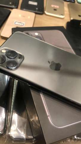 Iphone 11 pro max 64gb turbo sim only phone with proof