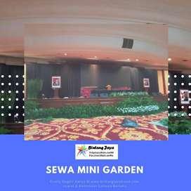 jasa Sewa Dekorasi Mini Garden