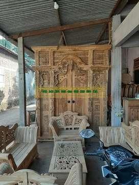 cuci gudang pintu gebyok gapuro jendela rumah masjid musholla yaroh