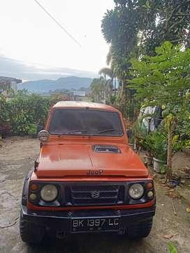 Jual Katana GX 1995 Merah Bata