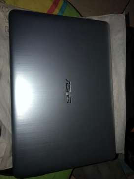 Laptop Asus X441BA AMD  A4 9125 4GB HDD1TB AMD Radeon Graphic win 10