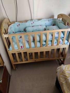 Cradle/Kids crib/Kids bed