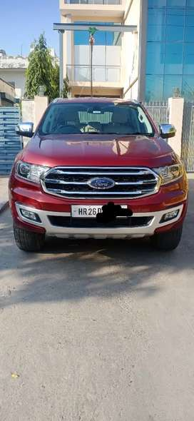 Ford Endeavour 2016 Diesel 100000 Km Driven