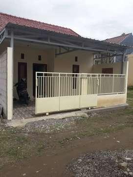Disewakan 1rumah minimalis, garasi teras full kanopi dan pagar