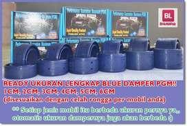 REDAM KEJUTAN PADA MOBIL ANDA DENGAN SEGERA PER DIPASANGK BLUE DAMPER!