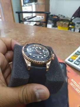 Latest model Rolex watch second hand