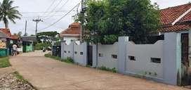 Dijual Tanah Plus Rumah Kawasan Perumahan