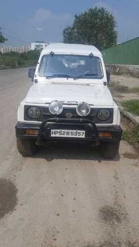 Maruti Suzuki Gypsy King ST BS-IV, 2018, Diesel