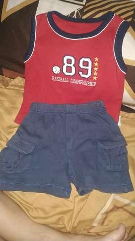 Baju anak laki laki