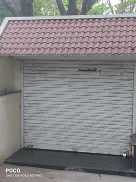Shop for rent semi furnished