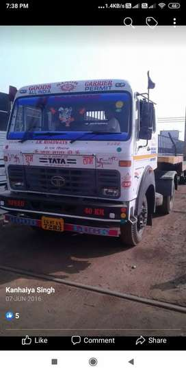 Tata 3518 trailer