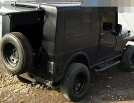 New modified mahindra jeep