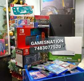 SUMMER SALE!! ON All  GAMING CONSOLES with 1 year warranty