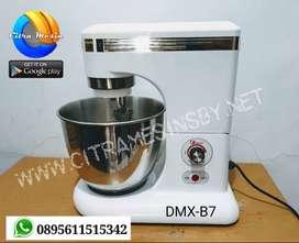 Mesin pengaduk adonan roti Planetary Mixer DMX B7 Fomac
