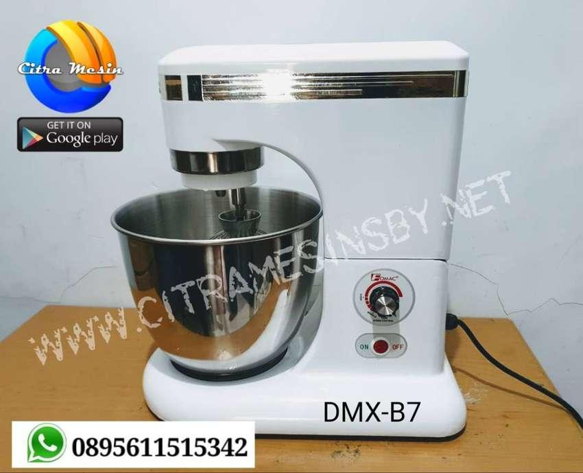 Mesin pengaduk adonan roti Planetary Mixer DMX B7 Fomac 0