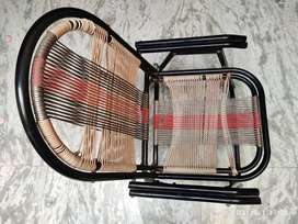 Chair steel double pipe