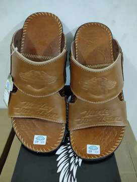 SANDAL FULL KULIT ASLI HD