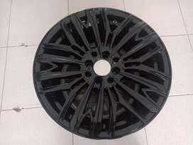 Jual velg second murah type modelart r17x75/9