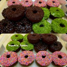 Brownis Donat Home Made