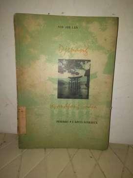 Buku sejarah djepang sepandjang masa lawas