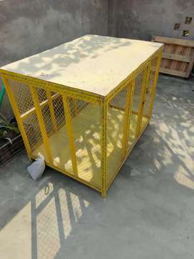 Iron cage for birds hens and Aseel.