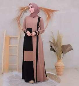 Dress cantik import