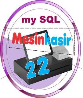 Mesin Kasir, Komputer POS VEAS 22 Lengkap