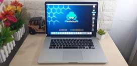 Macbook Pro Retina 15 inch Mid 2014 RAM 16/SSD 256 GB Mulussss