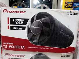 New Pioneer Bass Tubes