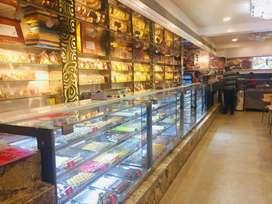 Restaurant & Sweet Showroom