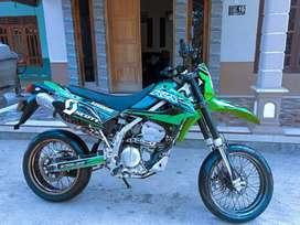 klx 250cc ss lengkap