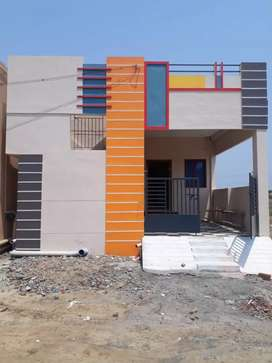 Individual house sale in veppampattu near railway station