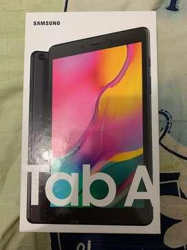 Samsung Galaxy Tab A  A8 2019 T295 Black Fullset Like new