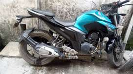 In good condition.  25000km