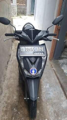 Honda beat motor