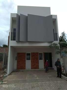 Cluster Modern ekslusif di Bintaro