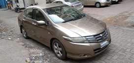 Honda City 1.5 V AT, 2010, CNG & Hybrids