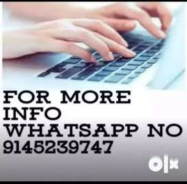 )Urgent Vacancy Part Time Internet Home Based Jobs