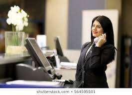 Receptionist/ front office