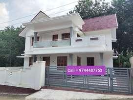 New Beautiful House For Sale ,7 Cent ,Ettumanoor ,Kottayam Road