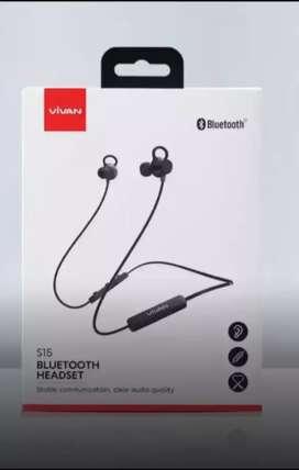 Headset Bluetooth VIVAN S15 (Rave Cell Sako)