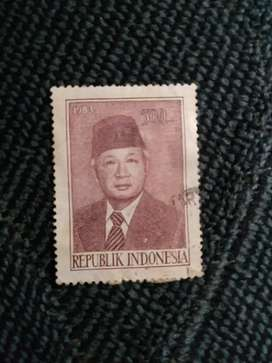 PERANGKO EDISI PRESIDEN SOEHARTO THN 1983