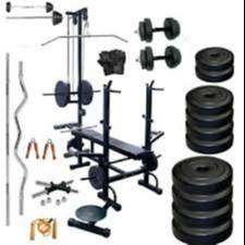 Good condition Gym equipment for sale.