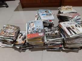 Koleksi DVD Korean Drama Series + Taiwan Drama Series + Film.
