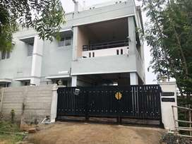 New  building one BHk with cc tv coverd with lots of greens