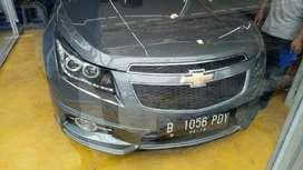 Chevrolet cruze full modif pemakaian 2013